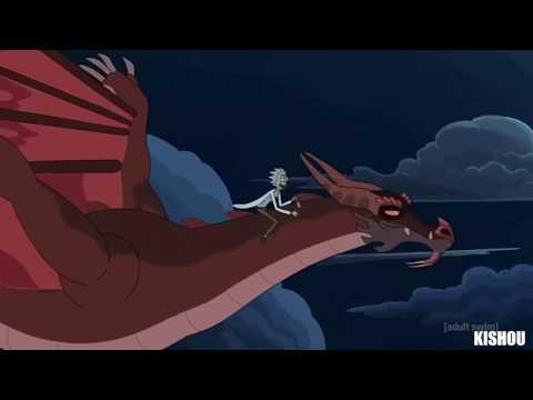 Rick and dragon l Рик и дракон l