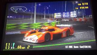 Gran Turismo 3 A-Spec GT-ONE Race Car (TS020) Special Stage R11 2/2