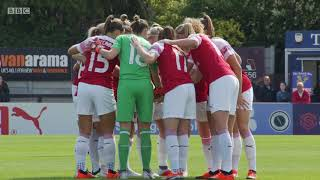 Womens Super League 2018/19 - Arsenal v Liverpool