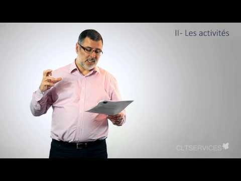CLT, Fiche de poste - 3 - Activités
