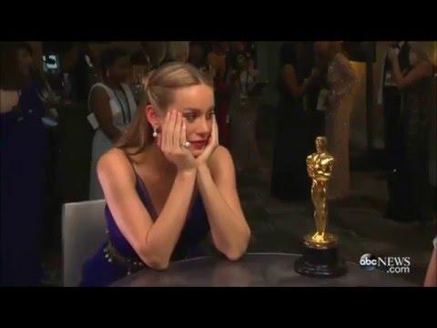 Brie Larson Funny & Cute Moments