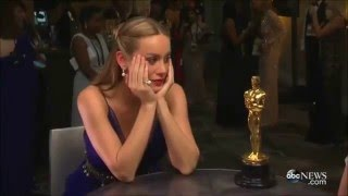 Brie Larson Funny & Cute Moments