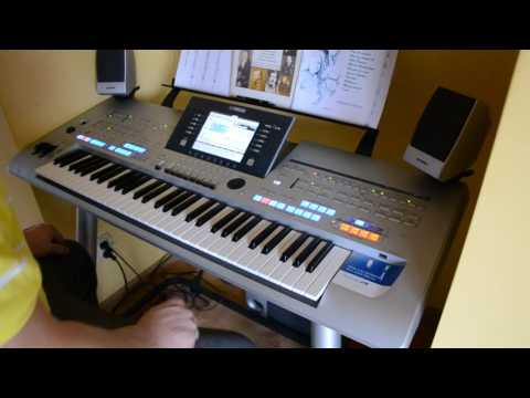 Manuela - Soundtrack (ElLiderBso) - Yamaha - Keyboard - Tyros 4 (Cover)