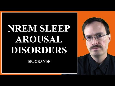 What is Non Rapid Eye Movement (REM) Sleep Arousal Disorder?