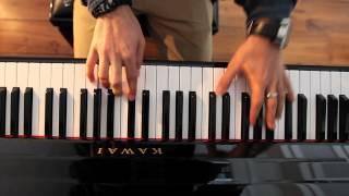 Swedish House Mafia - Greyhound (Piano Cover) by Kéwork