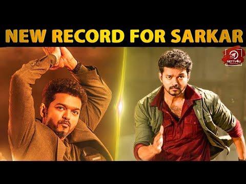 Look At This Massive Record Created By Sarkar! Vijay | Sarkar | Thalapathy