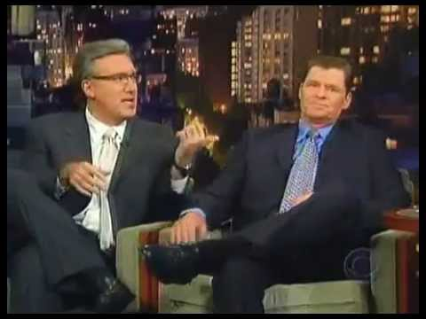 062707 Keith Olbermann and Dan Patrick, on The Late  with David Letterman