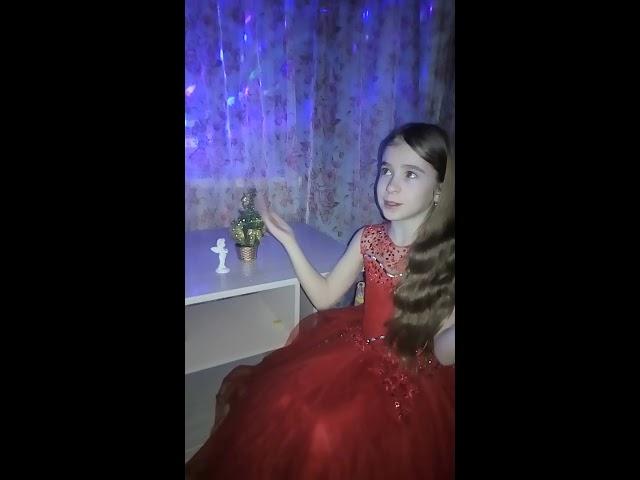Изображение предпросмотра прочтения – ЕкатеринаФурсова читает произведение «Божий дар» Ф.М.Достоевского