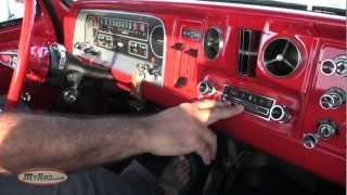 1965 Deluxe Chevy Truck (video #2) - MyRod.com