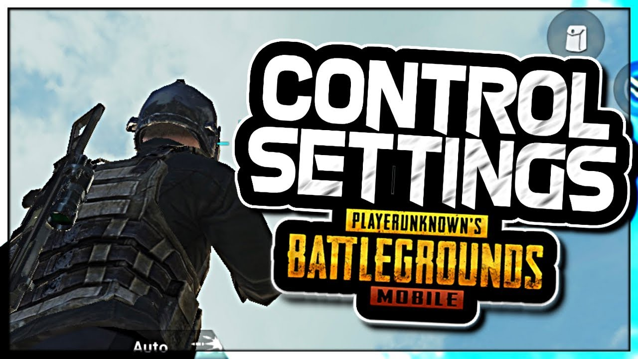 Pubg Mobile Echo Mode Settings And Control Layout Settings Tutorial