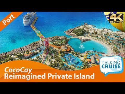 Preview Royal Caribbeans Reimagined Private Island  CocoCay, Bahamas