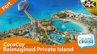 Preview Royal Caribbean's Reimagined Private Island - CocoCay, Bahamas