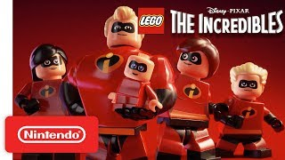 Download Disney PIXAR: LEGO The Incredibles Announcement Trailer - Nintendo Switch Mp3 and Videos