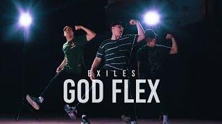 "Tedashii ""God Flex"" ft. Trip Lee   Exiles   NBC World of Dance (@SWERVETVDANCE 4k)"