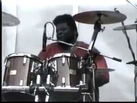 Jimi Hendrix- I Don't Live Today -Buddy Miles DRUM(Seattle)