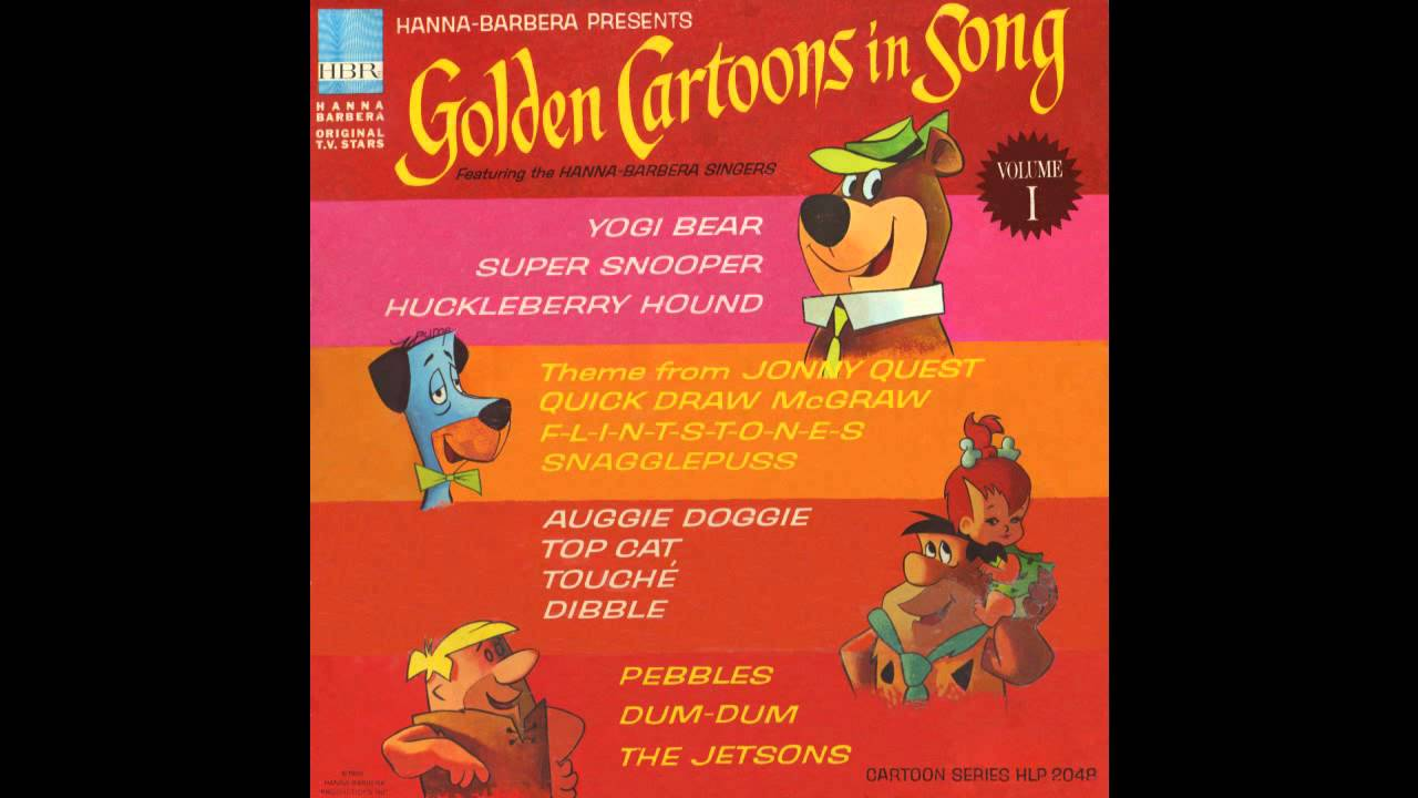 Hanna Barbera Singers Augie Doggie Youtube