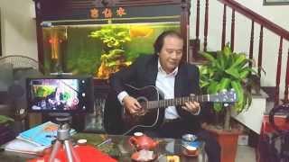 Về quê Guitar NS Hà Ân