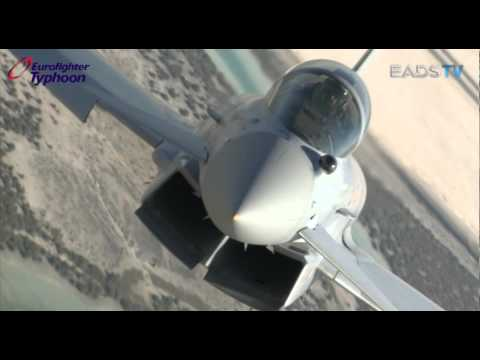 Eurofighter Typhoon - In the path of the Typhoon