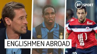 What is it like to play abroad as an English footballer? | PL Tonight