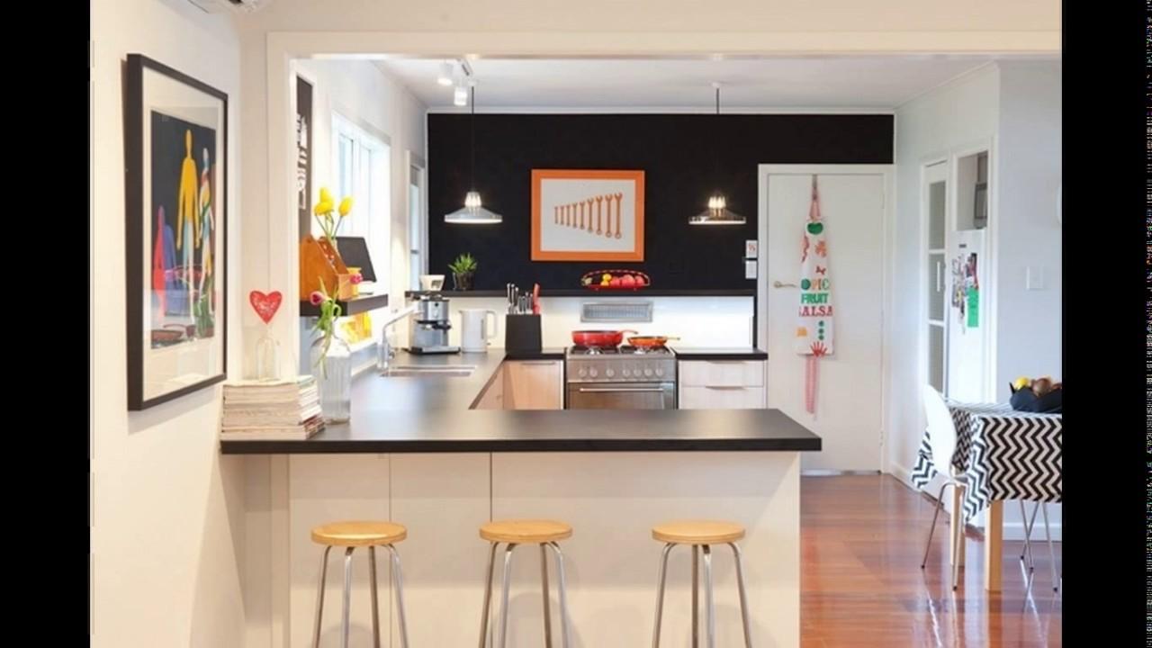 Kitchen Peninsula Ideas - 34 Gorgeous and Functional ...