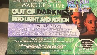 Sabir Bey: out of darkness into light With Taj Bey and Sabir Bey.