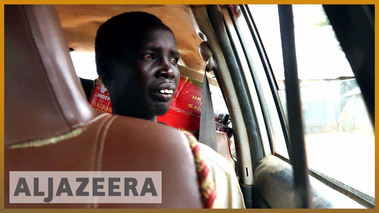 ?? South Sudanese flee war to neighbouring countries | Al Jazeera English