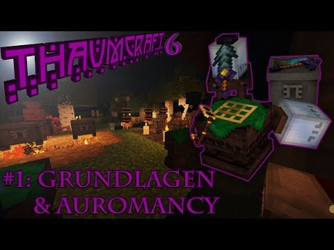 Thaumcraft 6 Guide: