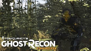 Late Night Ghost War w/ HVT Muddvain & IT Part Time K | Ghost Recon Wildlands PVP