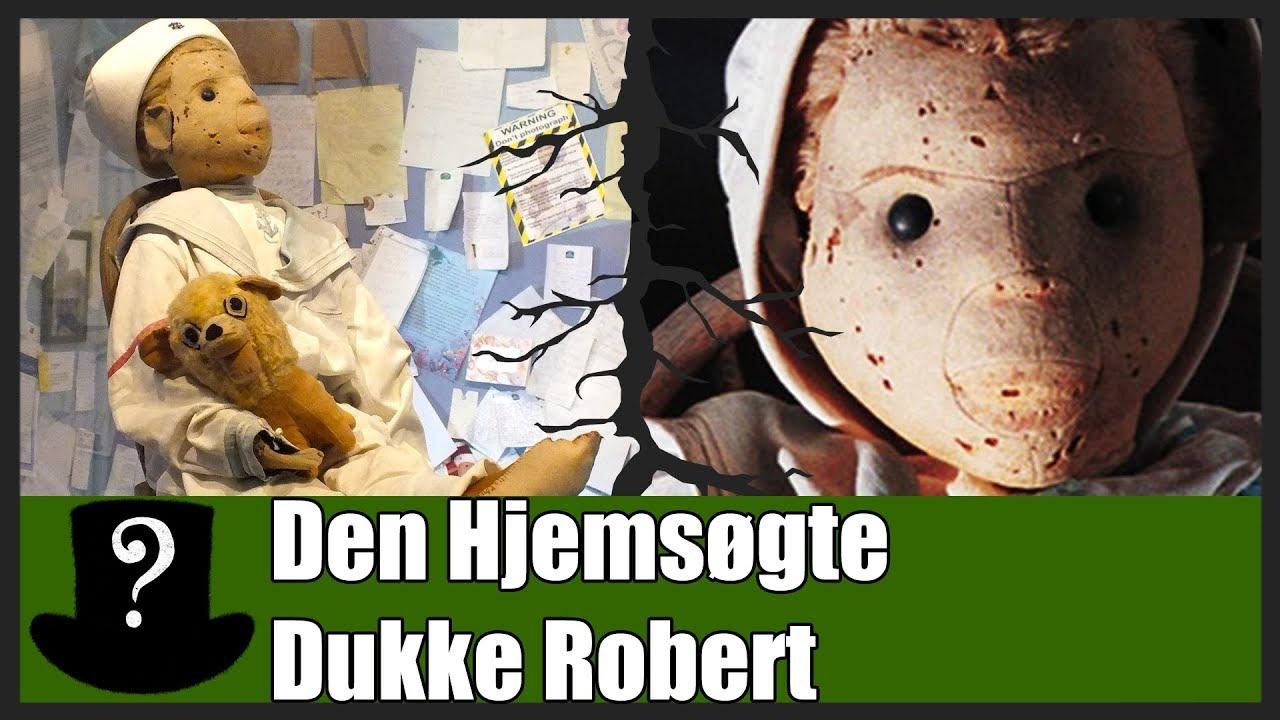 Uhyggelige Historier Den Hjemsøgte Dukke Robert Youtube