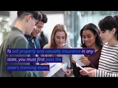 How To Pass The Property And Casualty Insurance Exam
