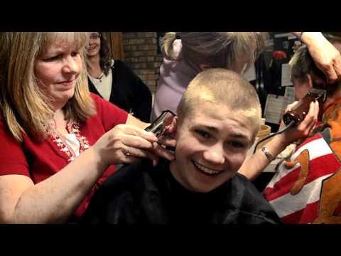 AHS WPE Head Shaving Party & Hair Sale Fundraiser
