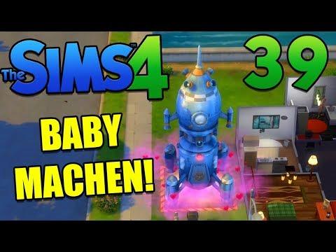 Ein Weltraum Baby | SIMS 4 #39