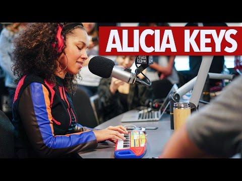 Kids Keys With Alicia Keys- AMAZING IN STUDIO PERFORMANCE