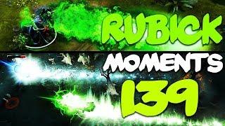Dota 2 Rubick Moments Ep. 139