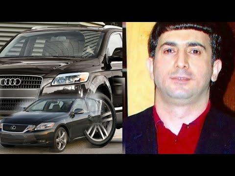 Автомобили Азербайджанского 《Вора в закона》. На чем ездил 《Равшан Ленкоранский》