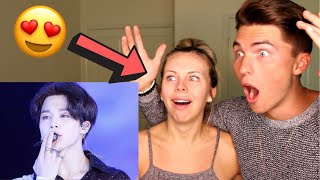 "Vocal Coach and Dancer React to BTS JIMIN Singing ""Serendipity"" LIVE (Her First Reaction)"