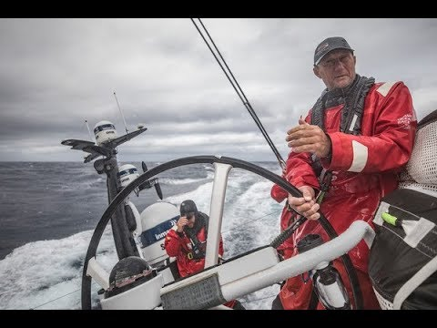 Southern Ocean Tragedy - Week 22 - Volvo Ocean Race