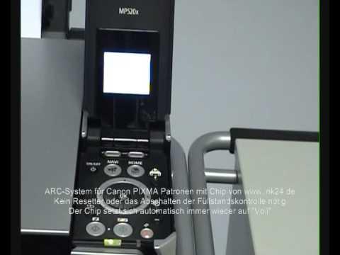 canon pixma mp510 tintenstrahl fotodrucker doovi. Black Bedroom Furniture Sets. Home Design Ideas