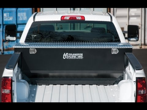 INSTALL: How to Install a 70-Gallon Fuel Tank and Tool Box