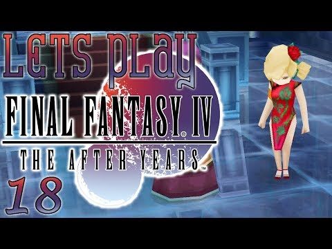 Let's Play Final Fantasy IV: The After Years, Blind [Ep 18] - The Impact Crater & Return to Fabul