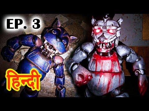 CASE 2 Animatronics - Episode 3 New Update | Horror