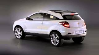 Chevrolet GPiX Crossover Coupe Concept Videos