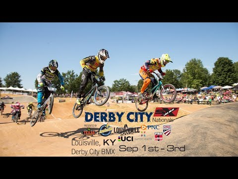 2017 USA BMX Derby City Nationals Pro Main Events Day 1