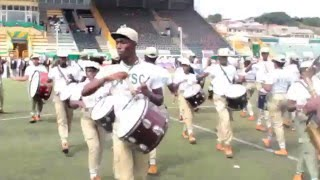 NYSC ogun State Band brigade Slow to quick march