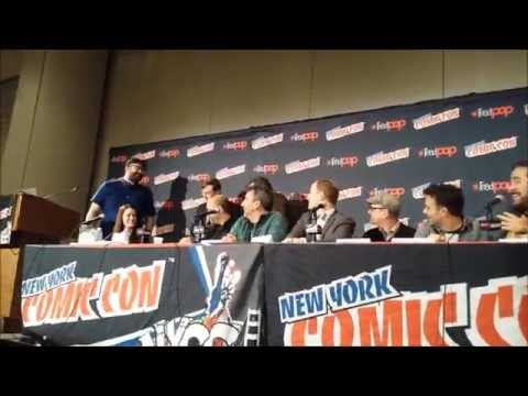 Thrilling Adventure Hour NYCC Panel: Paul F Tompkins Makes a Dynamic Entrance!