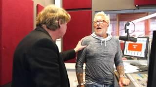 Walter Freiwald maßregelt Radiomoderatoren