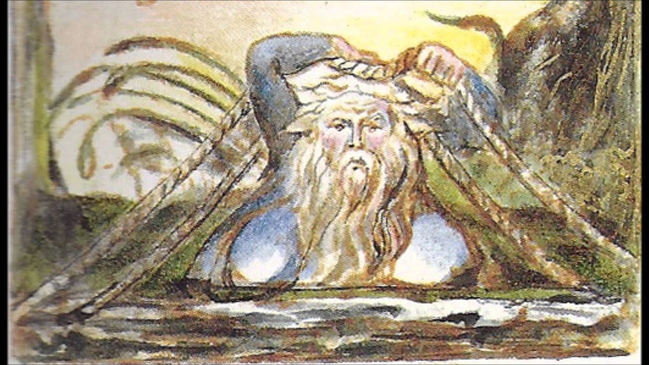 William Blake and the Novel Space of Revolution
