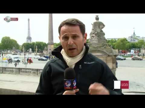 מבט - לקראת הסיבוב השני בבחירות בצרפת