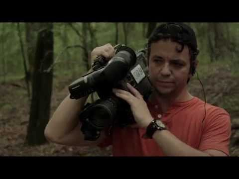 BIGFOOT WARS s with actor Todd Jenkins