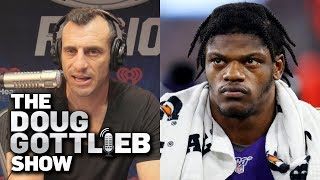 Titans Expose Limitations in Ravens' Style of Play - Doug Gottlieb